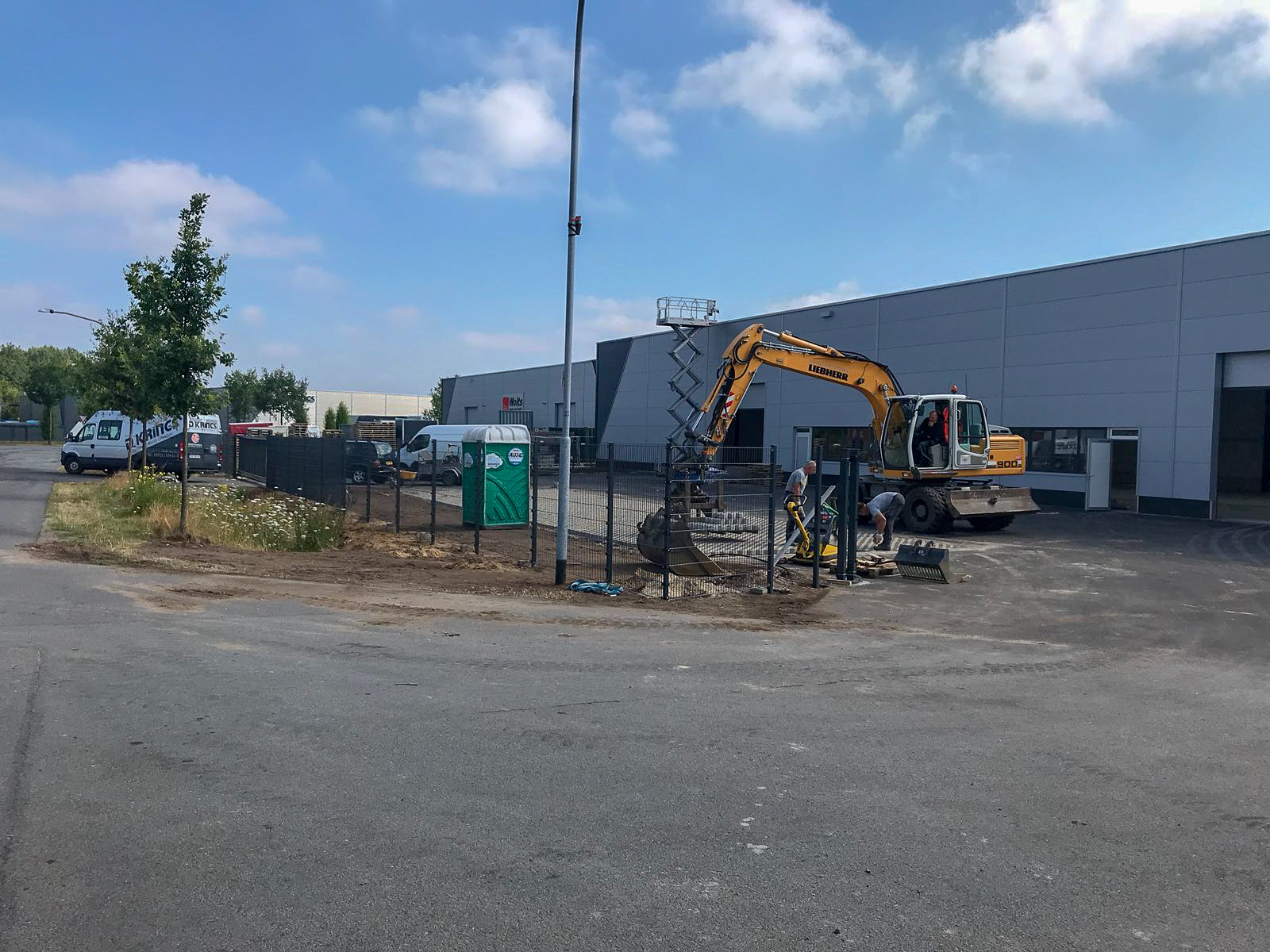 Construction new office and warehouse 2018-07-12_2